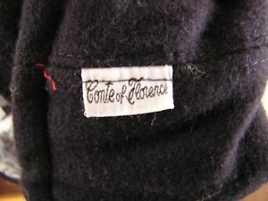 Conte of Florence -wool Dark Blue -tuck away ear flaps-Men West Island Greater Montréal image 8