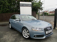 2011 Audi A4 Avant 2.0TDI ( 170ps ) Technik(LEATHER, NAV, AUTO BOOT)
