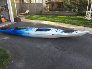 Riot Polarity 16,5 Tandem Kayak for sale