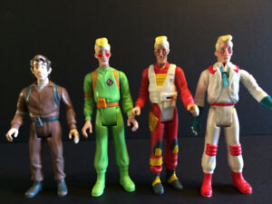 Ghost Busters Figures