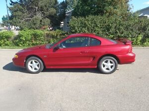 1994 Ford Mustang GT 75k amazing shape vortech supercharger