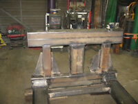 Private independant welder looking work to do for you.