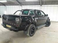 2018 FORD RANGER TDCI 200 DERANGED 4X4 DOUBLE CAB WITH ROLL'N'LOCK TOP PICK UP D