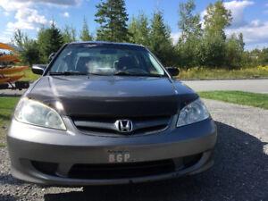 Honda Civic 2004 automatique