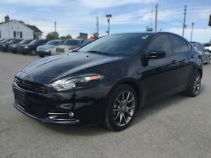 2014 DODGE DART SXT * BLUETOOTH * PREMIUM CLOTH SEATING * LOW KM London Ontario image 2
