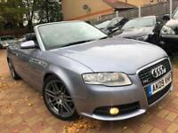 Audi A4 Cabriolet 2.0 TFSI S LINE SPECIAL EDITION 2009