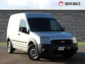 2010 60 FORD TRANSIT CONNECT T230 LWB HIGH ROOF IN SILVER