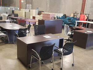 New and Used Office Furniture , Lockers , Shelving and More