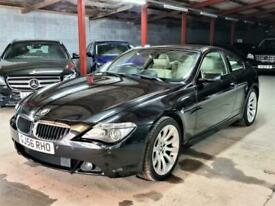 image for 2006 BMW 6 Series 3.0 630i Sport 2dr Coupe Petrol Automatic