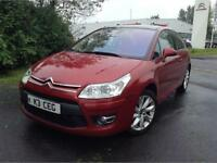 2008 CITROEN C4 VTS HDI COUPE DIESEL