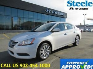 2015 NISSAN SENTRA SL Bluetooth A/C Cruise and more!