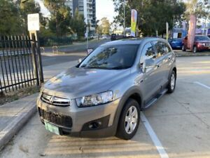 2012 Holden Captiva 7 Seat Diesel  Automatic 167,000 km 3 Month Rego  Mount Druitt Blacktown Area Preview