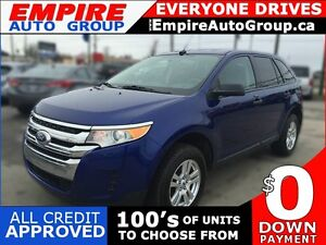 2013 FORD EDGE SE * CRUISE CONTROL * MINT CONDITION