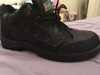 Anti slip work shoes