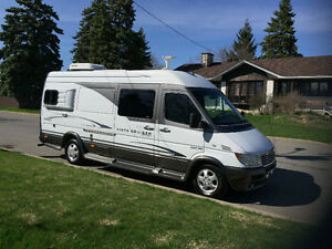 Sprinter Vista Cruiser 21' diesel - Financement disponible.