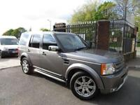 2009 09 LAND ROVER DISCOVERY 2.7 3 TDV6 GS 5D AUTO 188 BHP DIESEL