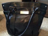 Calvin Klein (genuine) black bag