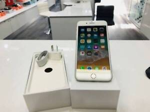 AS NEW ORIGINAL iphone 8 plus 256gb SILVER Apple WRNTY UNLOCKED Surfers Paradise Gold Coast City Preview