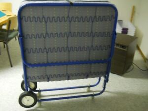 """""""Folding Cot Bed"""""""