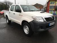 15/65 Toyota Hi-Lux 2.5D-4D 4WD Active Air-Con Tow Bar One Owner