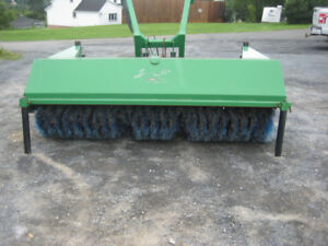Commercial Sweeper