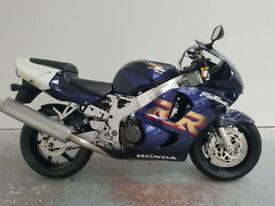 1998 Honda CBR900RR Fireblade 919cc SC33 10,214 Miles Excellent Condition