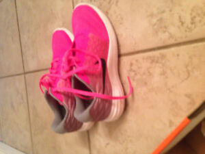 Ladies size 7 NIKES for sale
