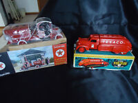 texaco die cast trucks