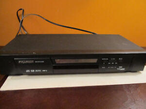 Sylvania DVD/Cd player.