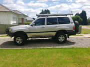 2000 105 series landcruiser gxl Cooranbong Lake Macquarie Area Preview