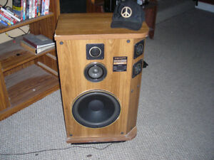One big Scott speaker