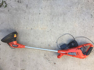 For sale - Battery, cordless Weed Trimmer