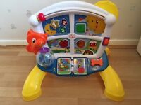 Bright starts learn & giggle activity station excellent condition