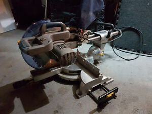 Maximum Sliding Compound Laser Mitre Saw - 12 inch blade Cambridge Kitchener Area image 5