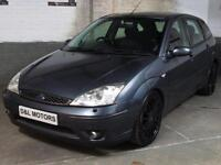 May 2003 FORD FOCUS 2.0 ST170 5 Door Half LEATHER INTERIOR is all thats left !