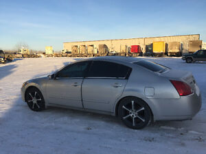 Nissan Maxima sell or trade ( read