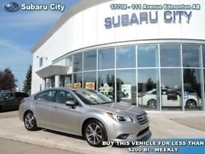2017 Subaru Legacy 2.5i Limited with optional Technology Package
