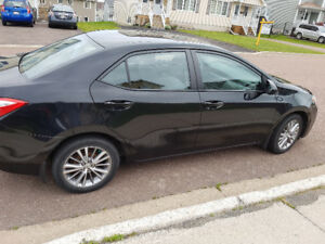 2014 Toyota Corolla Le  for sale  $11500 obo