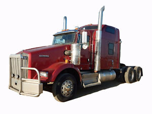 2012 KENWORTH T800 Cash/ trade/ lease to own terms.