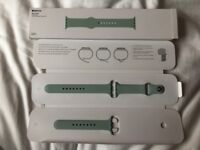 Genuine Apple Watch Sport Band 38mm Turquoise