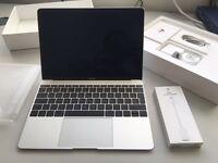 12- inch Macbook 256 gb - Space Grey