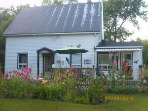 Boutilier's Glen Campground/ House  4 Sale