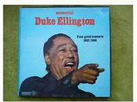 Duke Ellington in Concert (4 LP Vinyl Records)