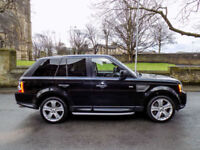 Land Rover Range Rover Sport 5.0 V8 S/C auto 2010MY HSE WITH FULL LANDROVER HIST