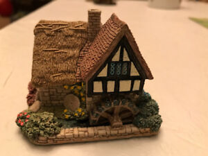 Lilliput Lane Waterside Mill - with deed