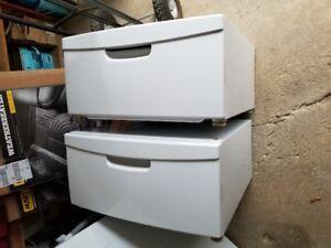 Washer / Dryer Pedestals