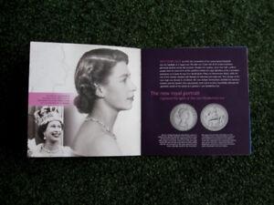 1953-2003 UK Coronation Coin Set