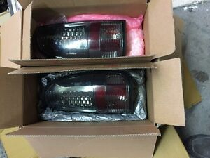Recon smokes LED Tail light 08-16 Ford Superduty  Regina Regina Area image 1