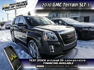 2010 GMC Terrain SLT-1  - $182.74 B/W - Low Mileage