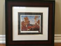 AUTHENTIC TOM THOMSON PAINTING (NOT A PRINT)